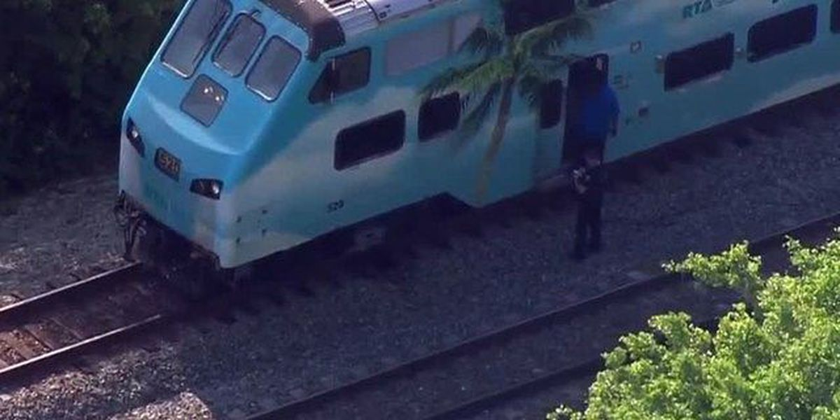 Person struck and killed by Tri-Rail train