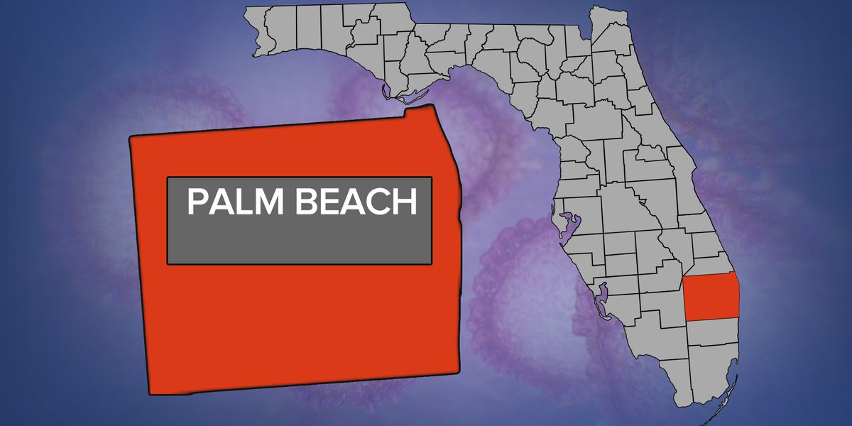 Palm Beach County remains state leader in coronavirus deaths