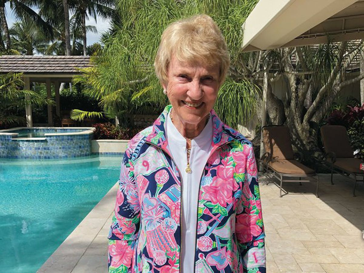 This year's Honda Classic Lilly Pulitzer print