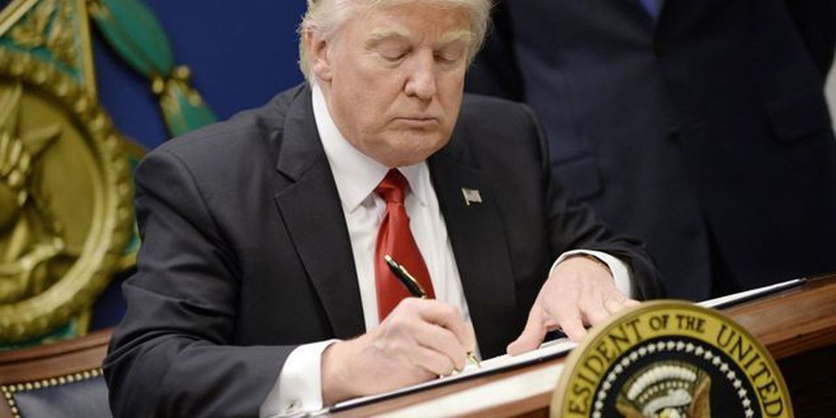 A look at Trump's executive order on refugees