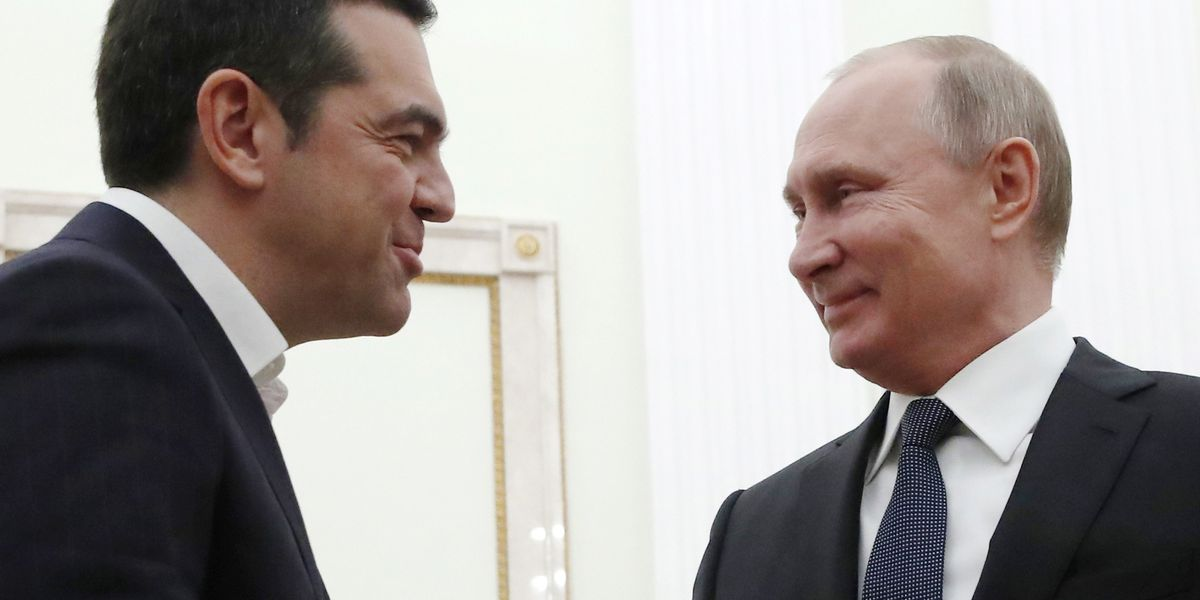 Russia and Greece say spat over diplomats expulsions is over