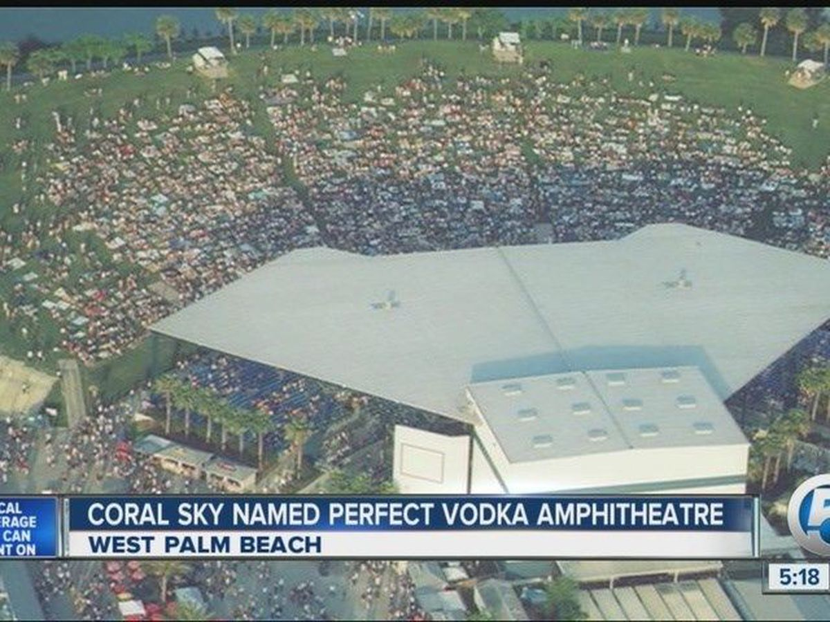 Perfect Vodka Amphitheater Is Changing Its Name As The Venue Looks For A Sponsor