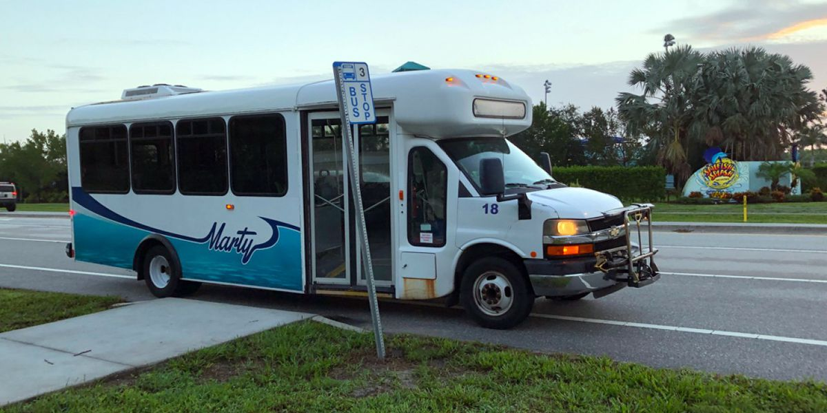 Martin County offering free bus rides on Thursday for 'National Dump the Pump Day'