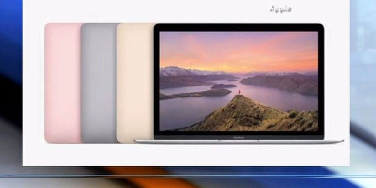 Apple has released a new and improved MacBook