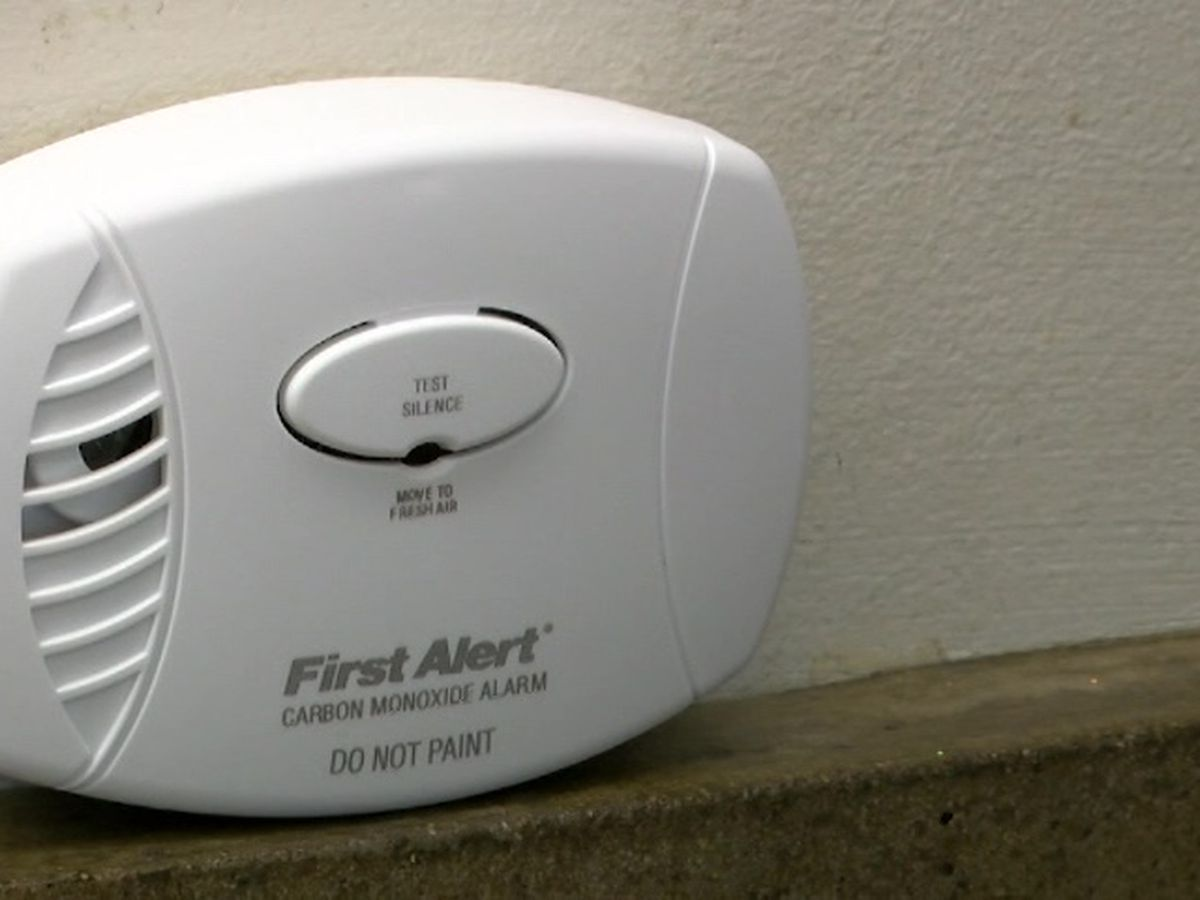 Protecting yourself from carbon monoxide poisoning