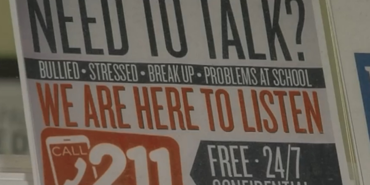 211 Resource specialists train for suicide calls