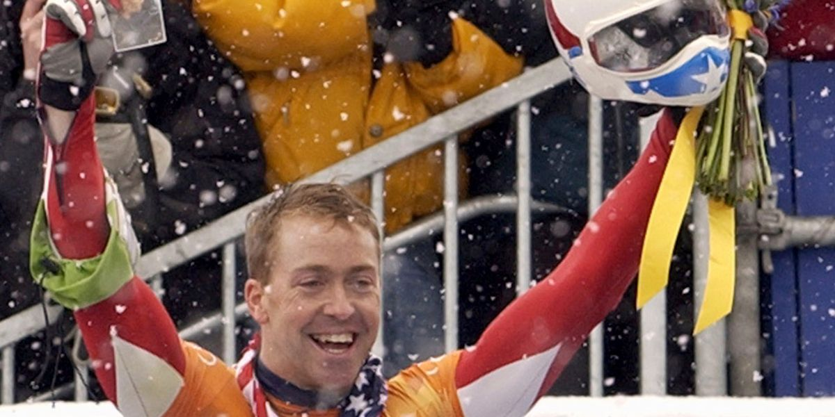 Olympic gold medalist charged with child sex abuse in Utah