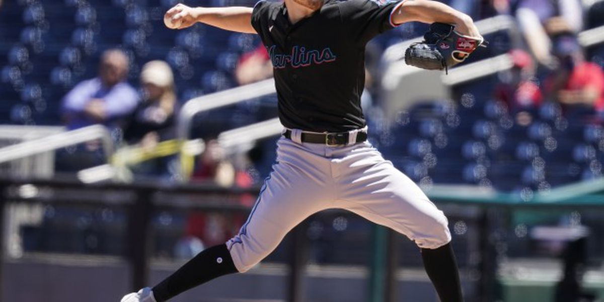 Marlins rookie pitcher gets 80-game drug suspension