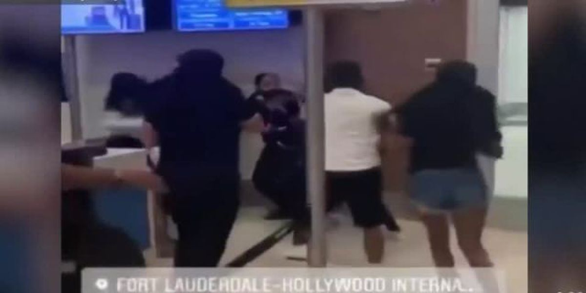 Deputies: 3 women attacked airline workers in Fort Lauderdale
