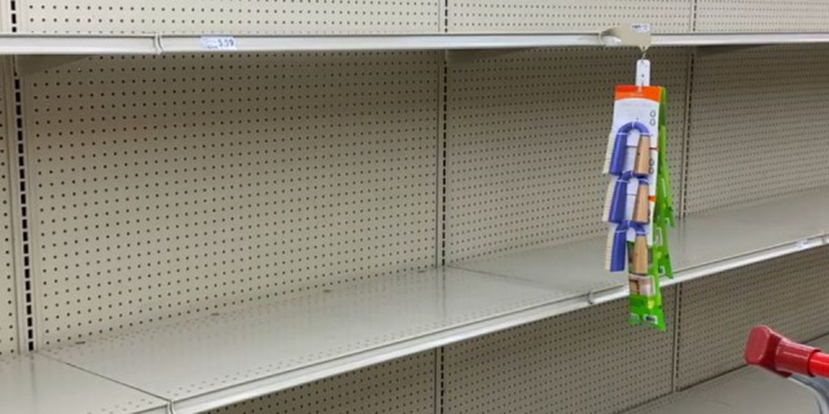 Shoppers fear another COVID-19 pandemic paper product shortage