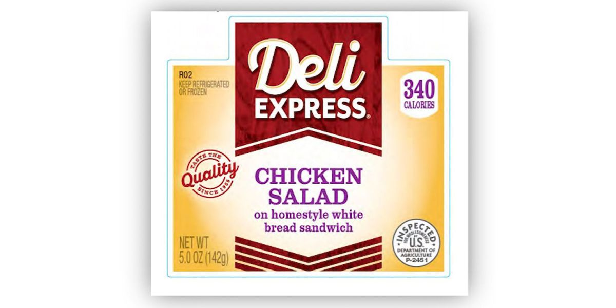 Recall of Tip Top Poultry products due to listeria risk expanded