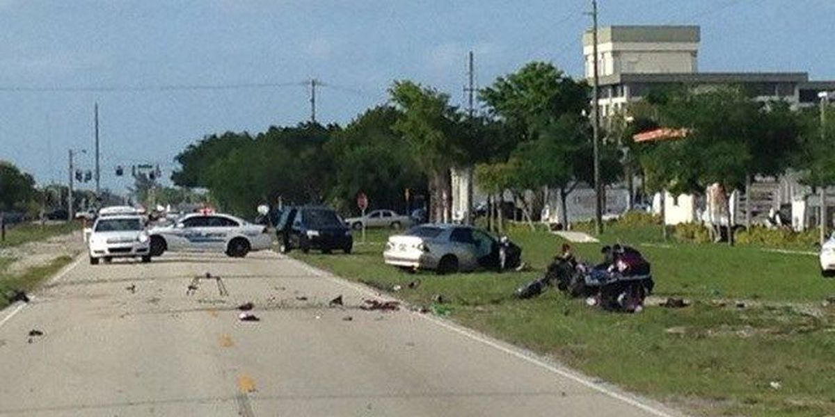 Police: Toyota dealership mechanic on test drive when he caused deadly motorcycle crash