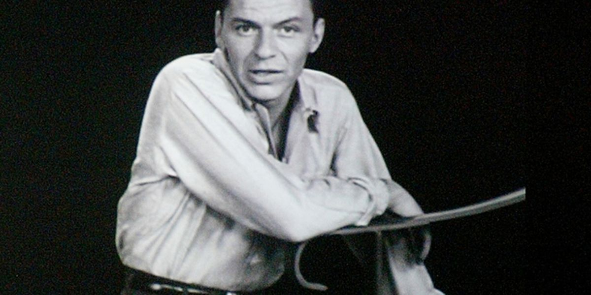 Items belonging to Sinatra make $9M at auction