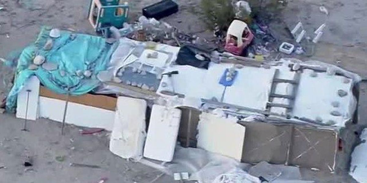 Children found living in box for nearly 4 years