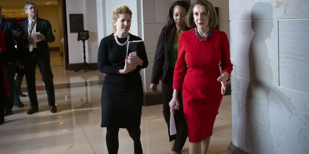 The Latest: Pelosi all but assured of becoming House speaker
