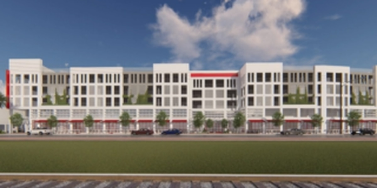 Food hall breaks ground in Delray Beach