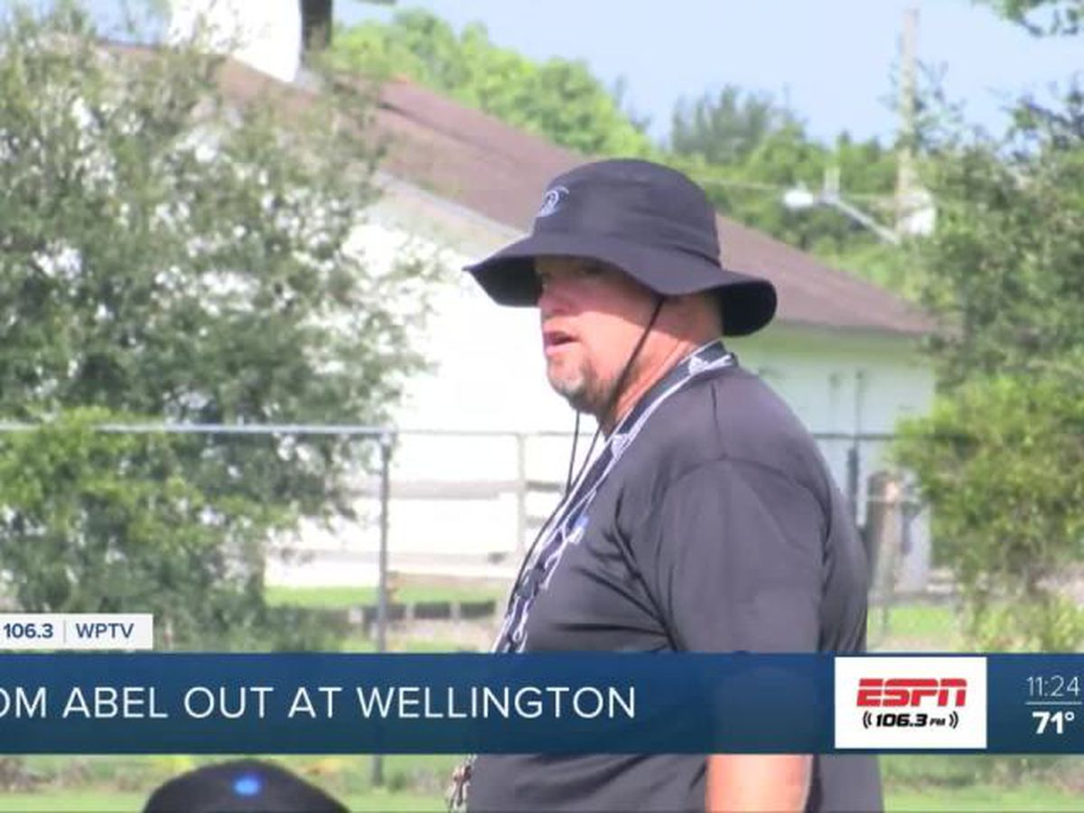 Longtime football coach resigns at Wellington Community High School