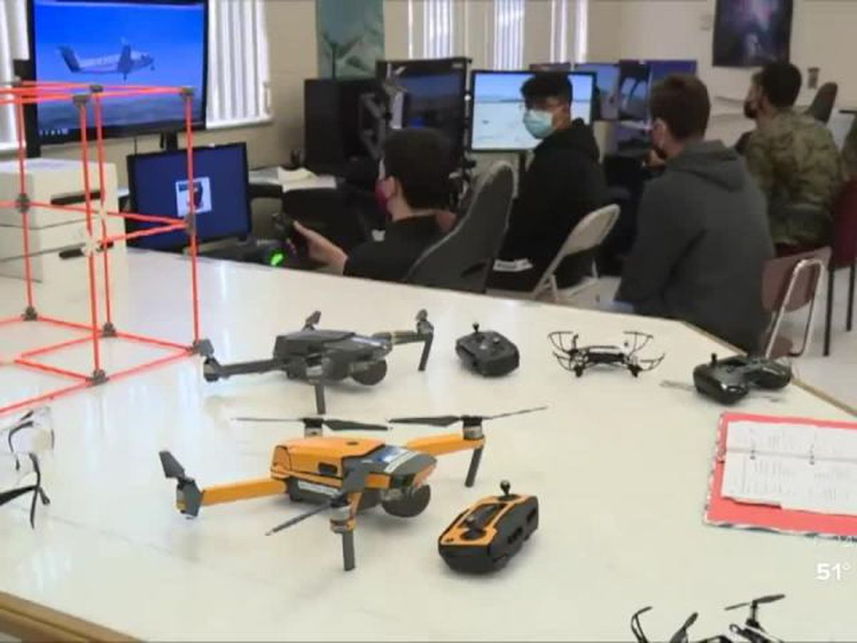 Boynton Aerospace Science Academy named finalist in FAA's challenge