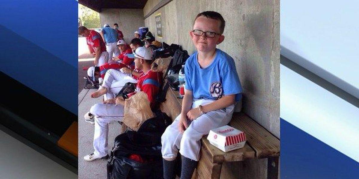 Batboy struck during warmup swing in Kansas dies