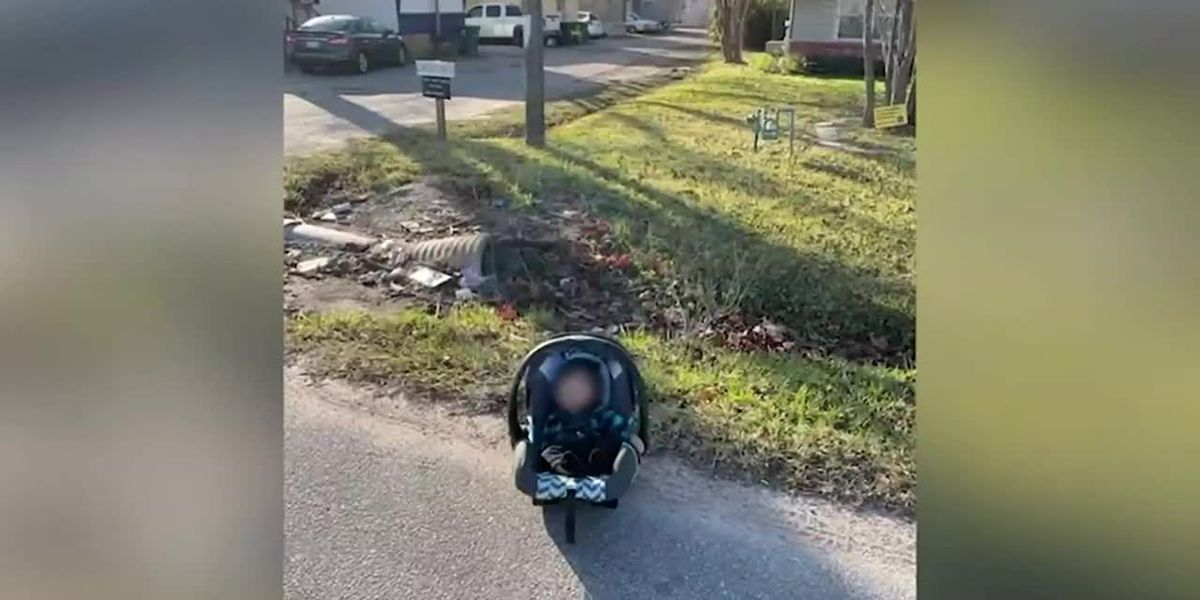Amazon driver finds baby abandoned by carjacker in Houston