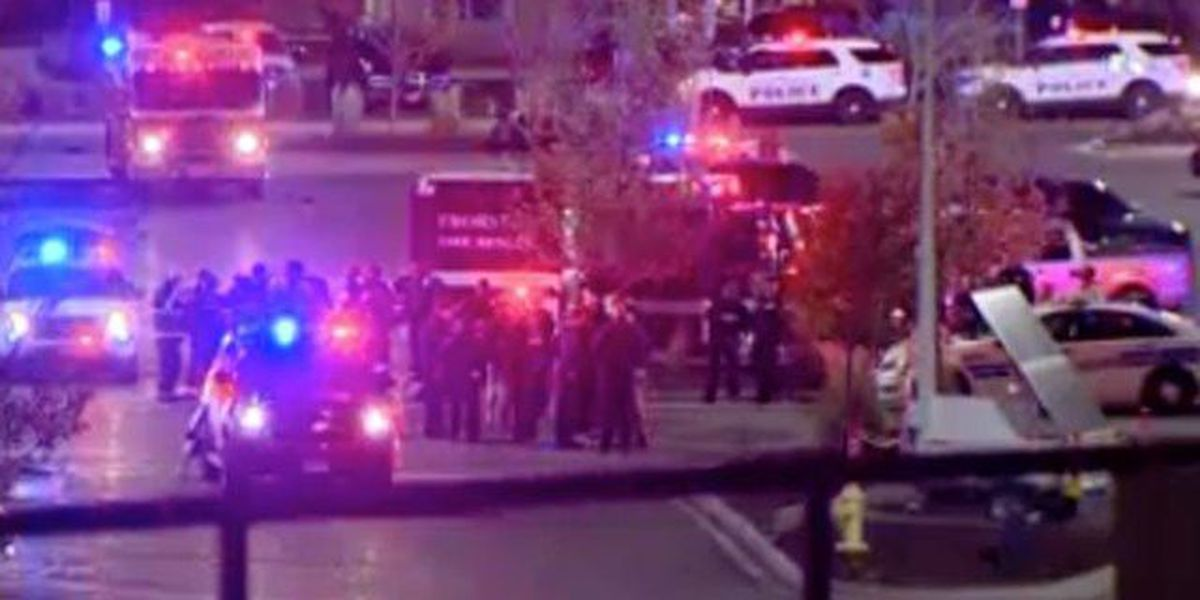 Suspect arrested after 3 killed at Colo. Walmart