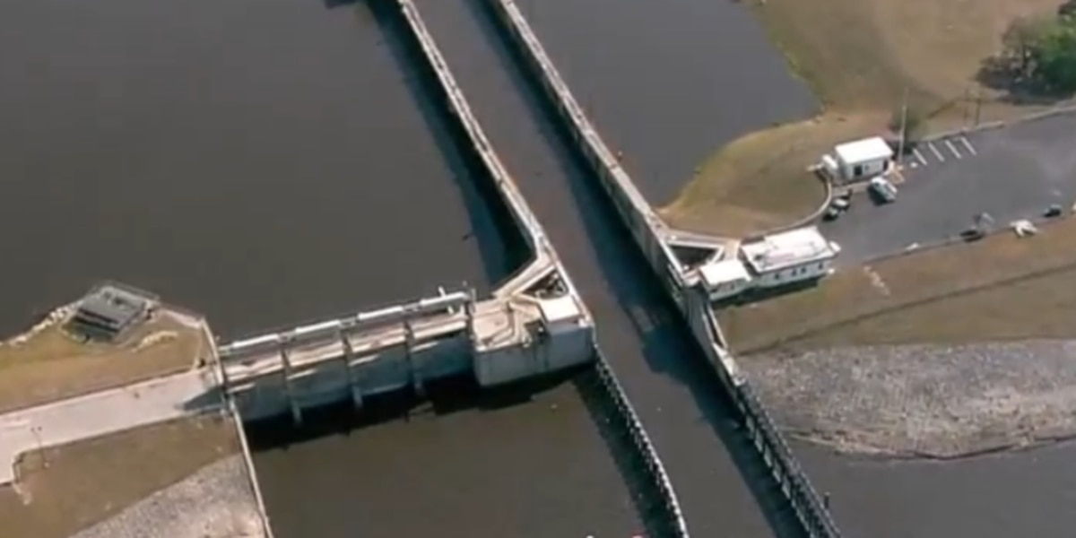 Drought remains as Lake O levels decline