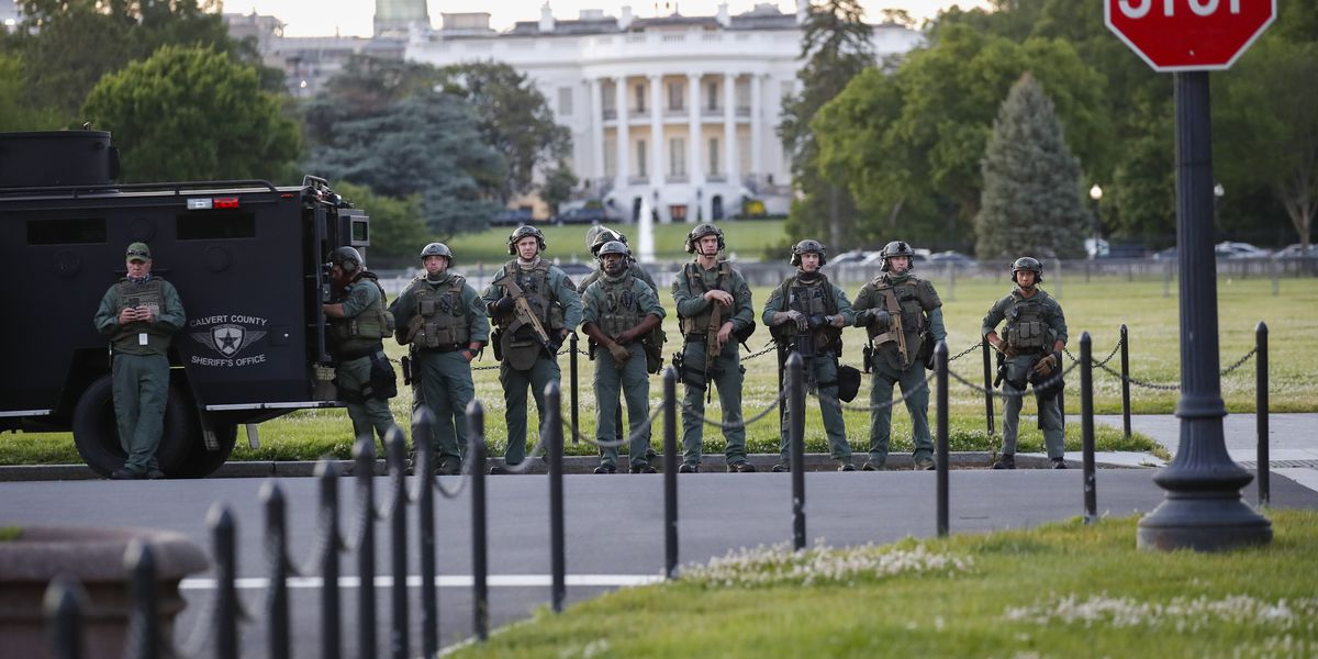 DC officials push back on aggressive federal response to protests