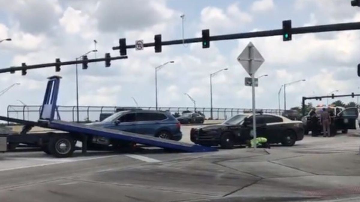 FHP: Reckless driver leads troopers on 120 mph chase