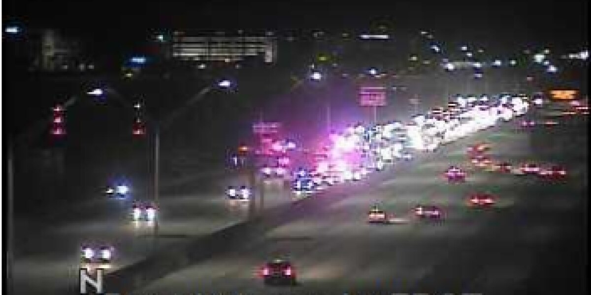 Deadly crash kills person on I-95 in Boca Raton Monday night