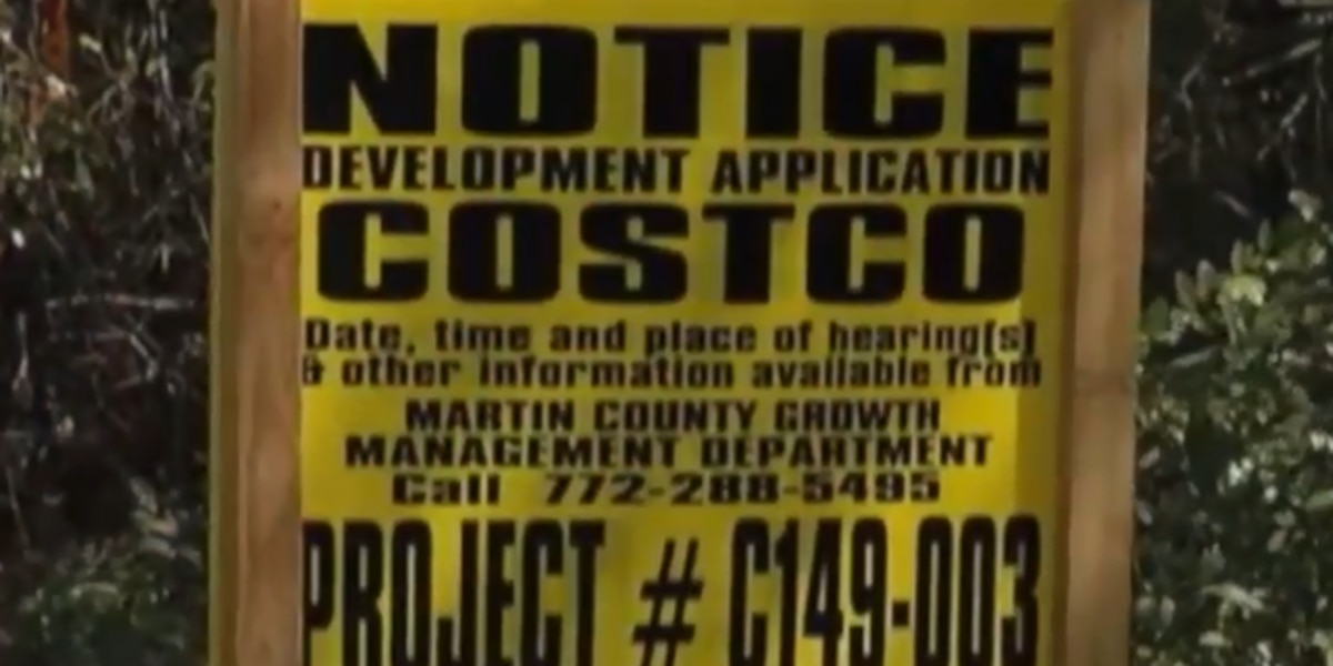 Costco looks into opening store in Stuart