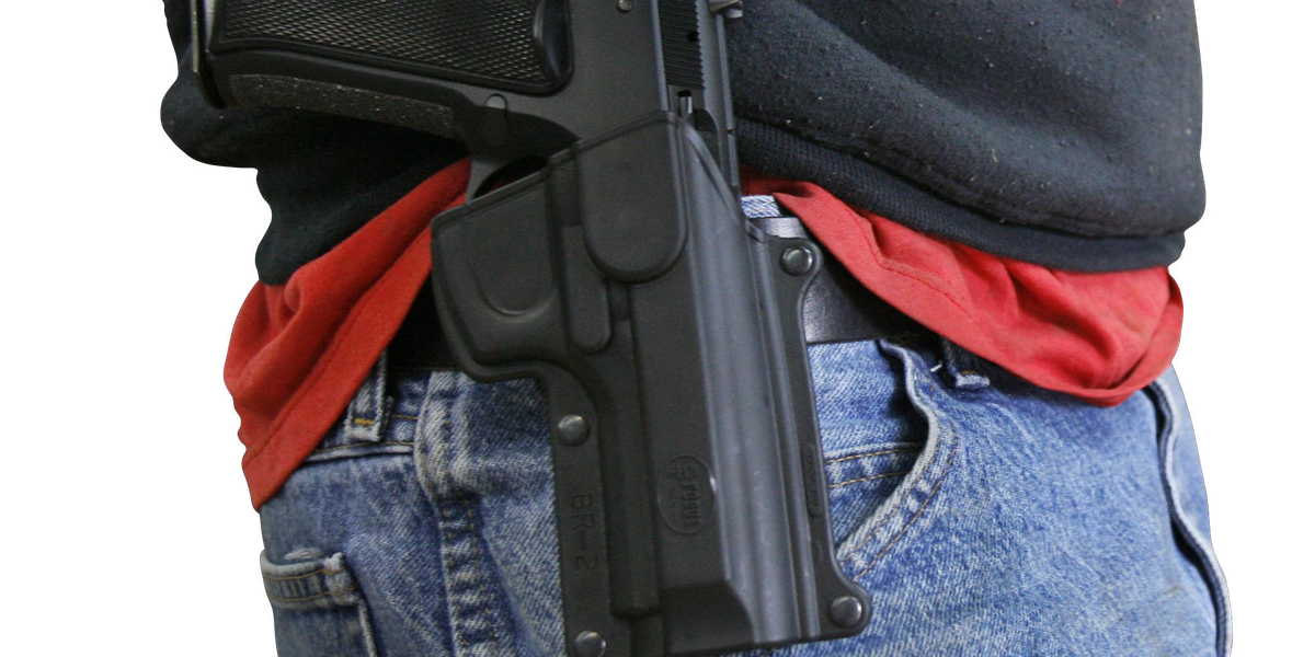 Currently no teachers in our 5-county area will be allowed to carry guns