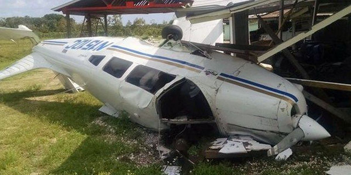 Small plane crashes in western St. Lucie Co.