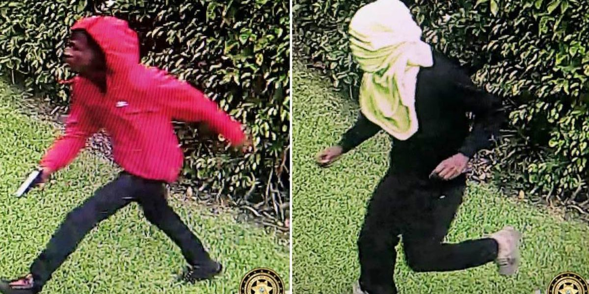 2 suspects wanted in Boynton Beach home invasion robbery
