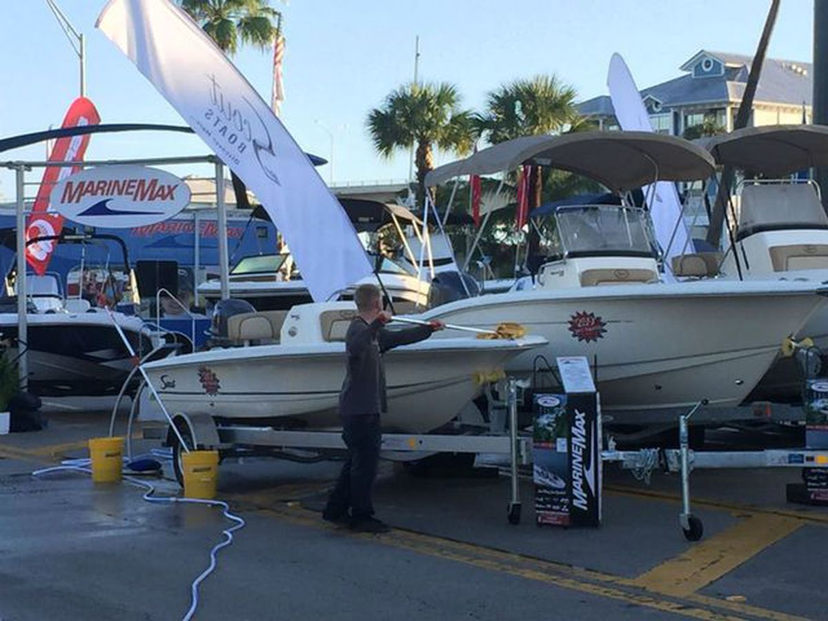 Precautions being put into place to keep Stuart Boat Show attendees safe
