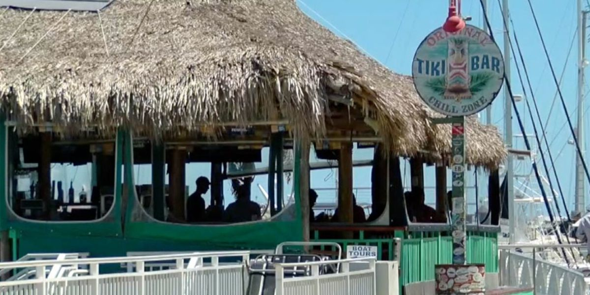 Last day for Original Tiki Bar in Fort Pierce is April 28