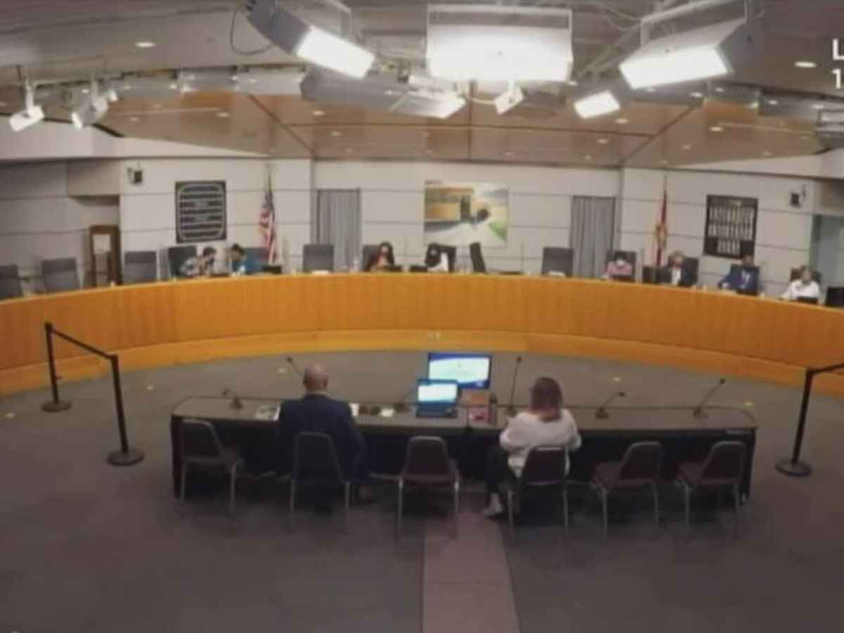 Palm Beach County superintendent presents plans for next school year