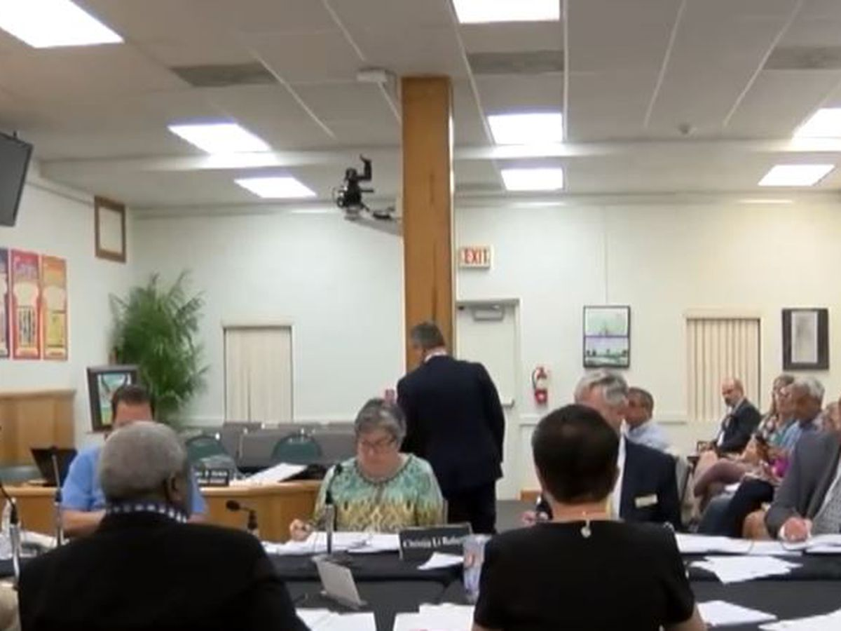 Next steps in Martin County superintendent search