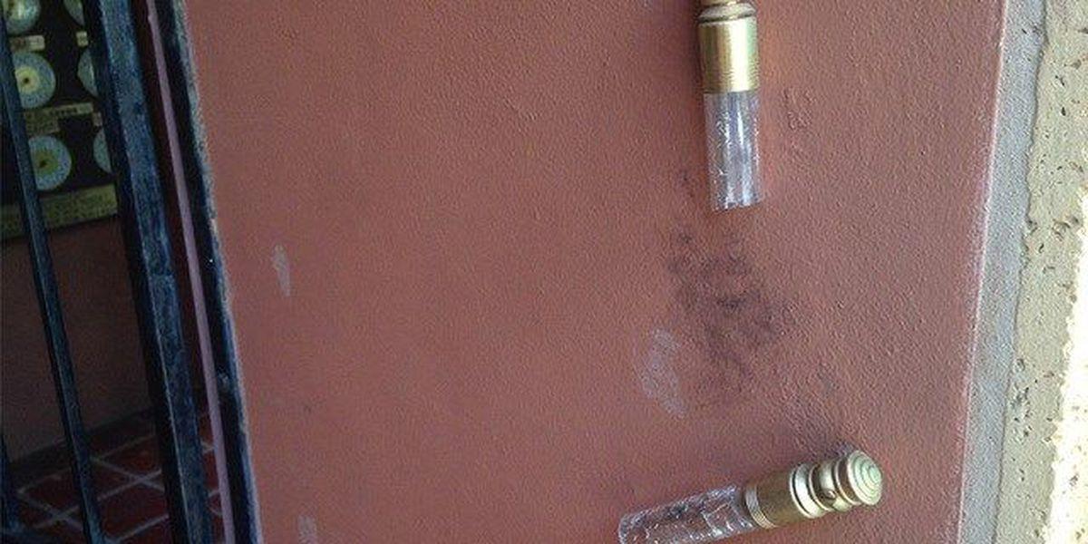 Chabad of East Boca Raton vandalized, mezuzahs destroyed