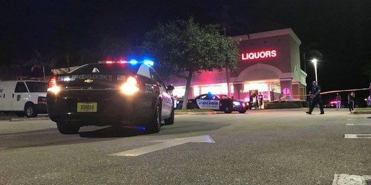 Shots fired during domestic dispute near Publix