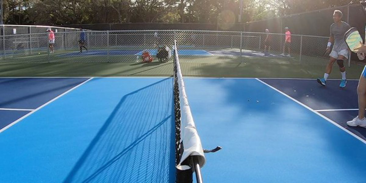 New pickleball courts open in Boca Raton