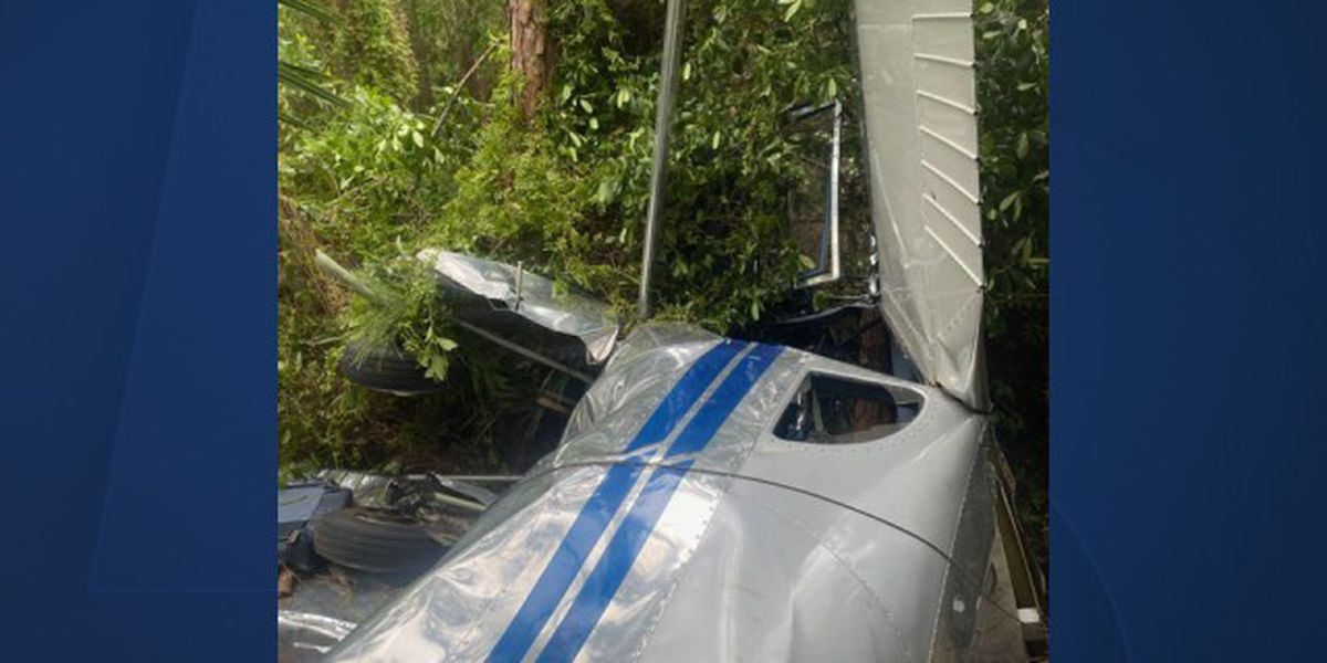 1 killed in small plane crash in Martin County