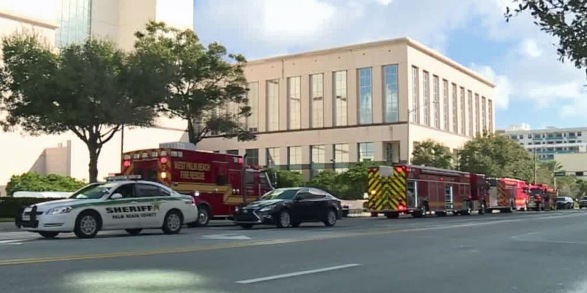Powder found at courthouse not hazardous