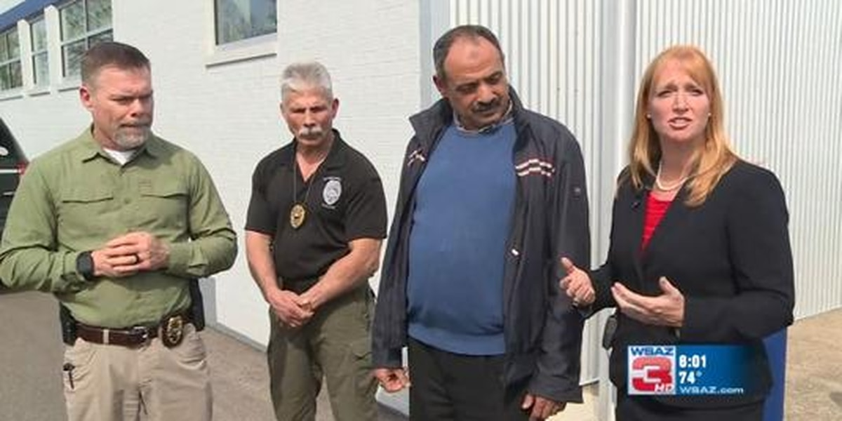 Charges dropped against Egyptian man who was falsely accused of an attempted abduction.