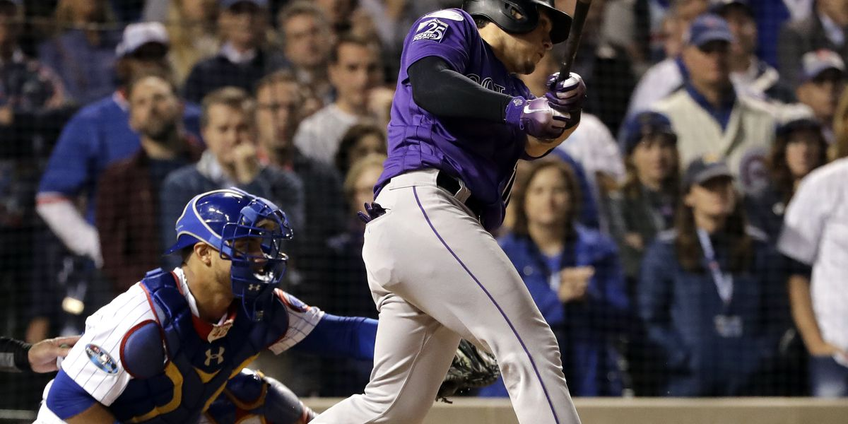 Rockies top Cubs 2-1 in 13 innings in epic wild-card game