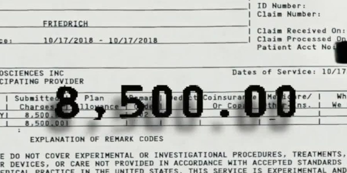 Delray Beach man surprised by $8,500 medical bill for lab test