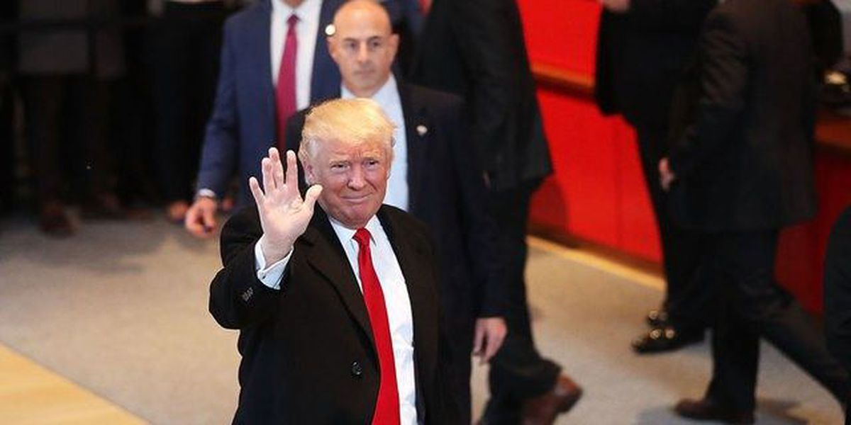 Trump visit could be expensive