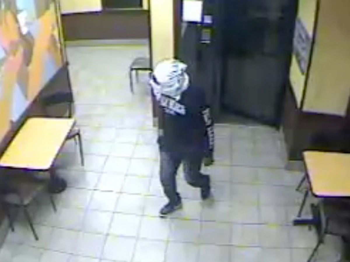 PBSO: Masked man holds up Dunkin' Donuts
