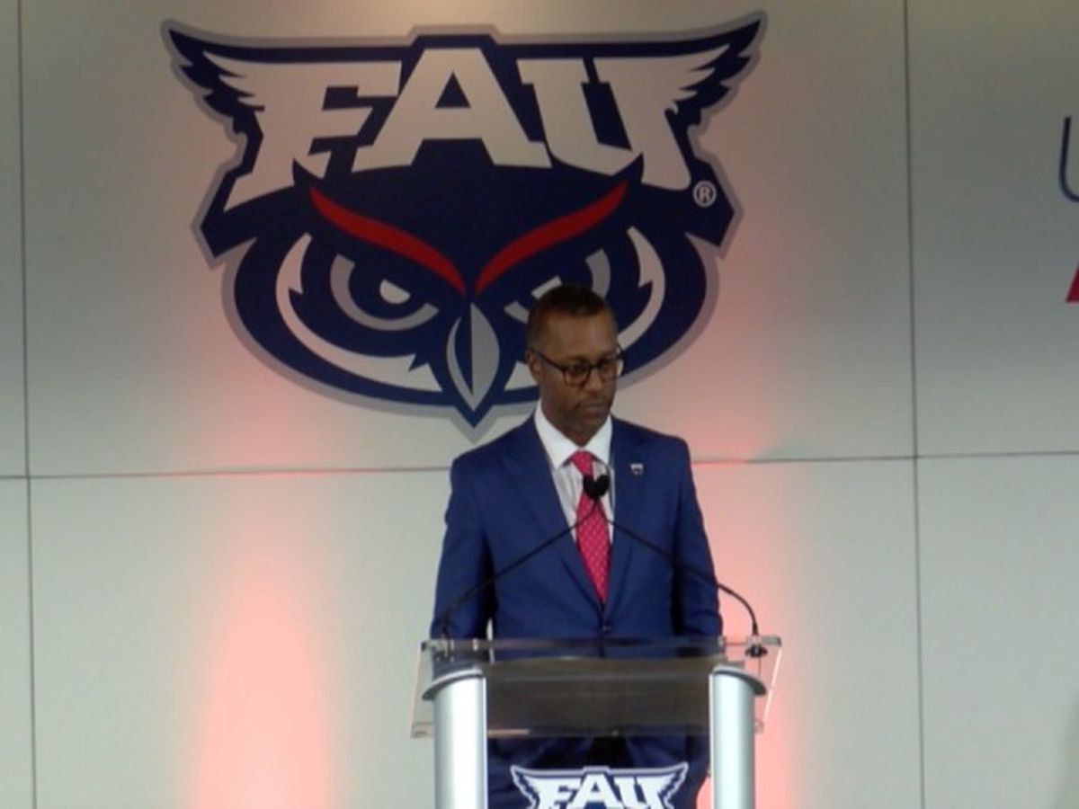 Taggart: No positive tests for FAU ahead of USF game