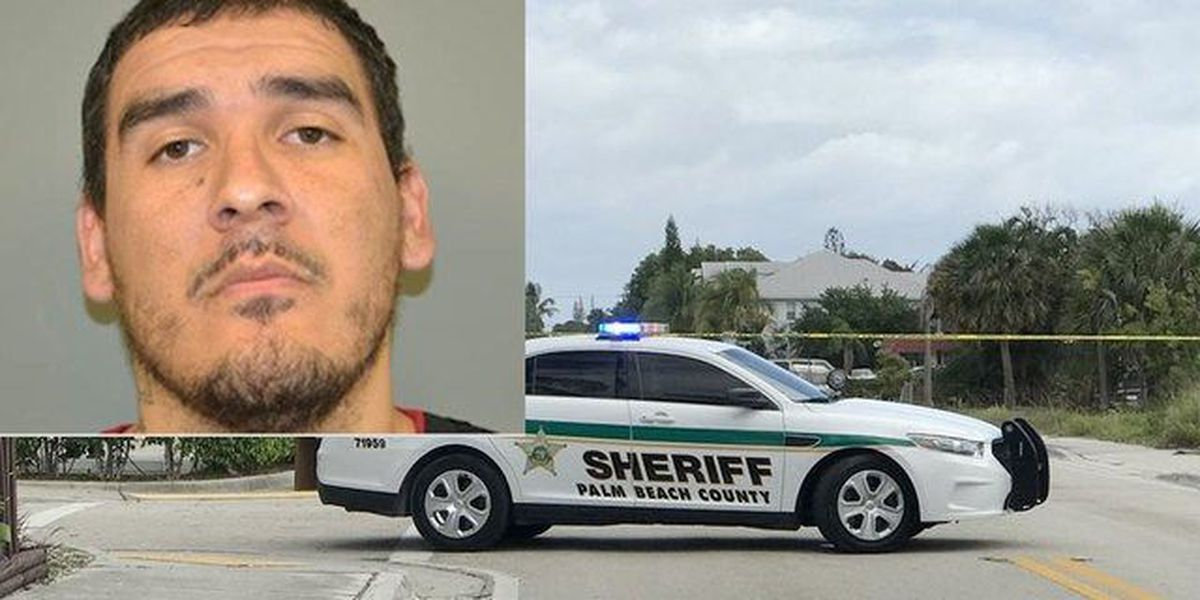 Suspect arrested in Lake Worth shooting