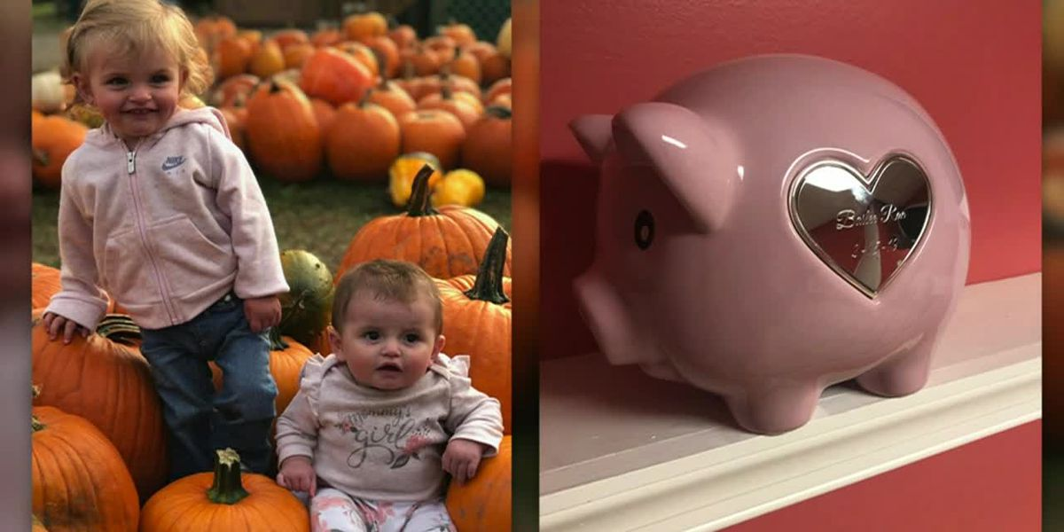 VIDEO: Thief takes thousands from kids' piggy banks